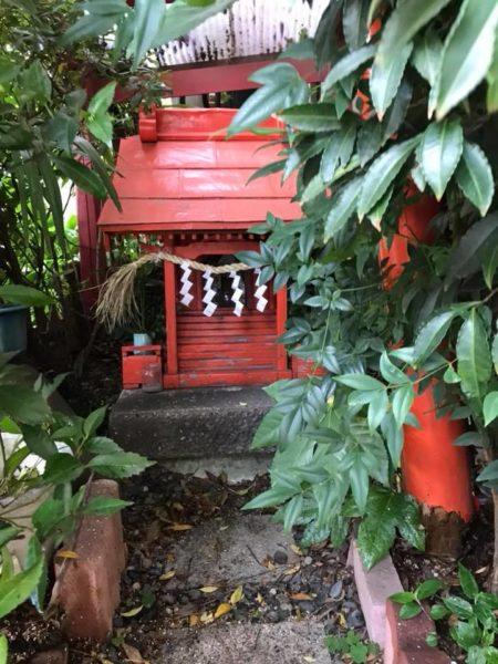 中野区の隠れ神社