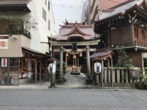 東京駅から浅草橋まで立ち寄った神社仏閣