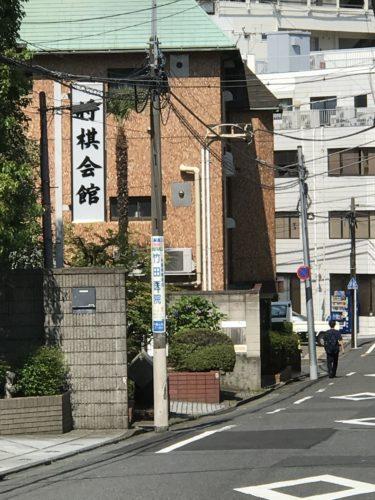 千駄ヶ谷の鳩森八幡宮
