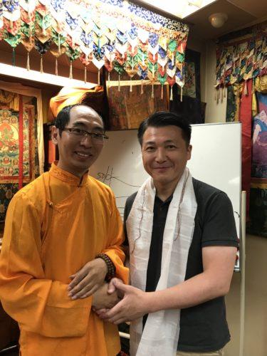 仏教にふれる時間 11世転生者