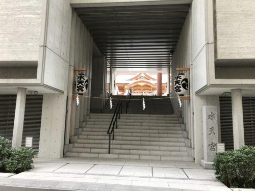 7月4日に参拝した神社